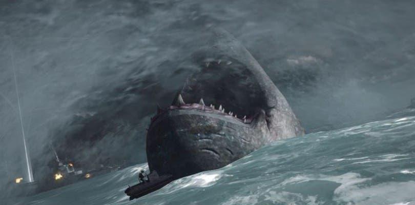 Un segundo megalodon anda suelto en el CTE de Battlefield 4