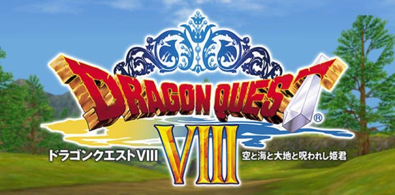 Dragon Quest VIII anunciado para Nintendo 3DS