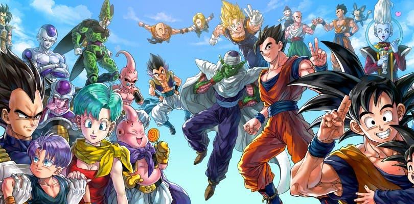 El 5 de febrero comenzará el Gran Torneo de Dragon Ball Super