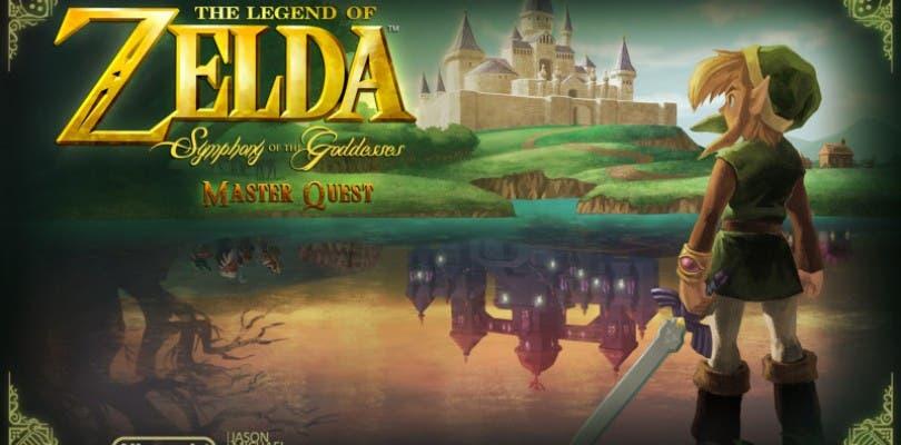 Anunciadas nuevas fechas para The Legend of Zelda: Symphony of the Goddesses Master Quest