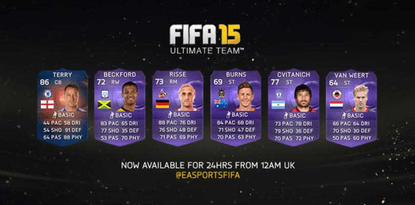 John Terry Record Breaker y nuevos Heroes ya disponibles en FIFA 15 Ultimate Team