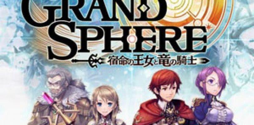 Grand Sphere es lo nuevo de los creadores de Bravely Default