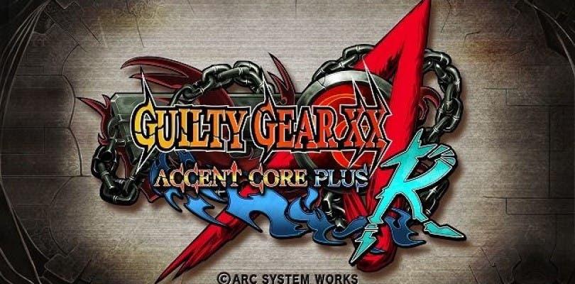 Guilty Gear XX Accent Core Plus R llegará a finales de mes para Steam