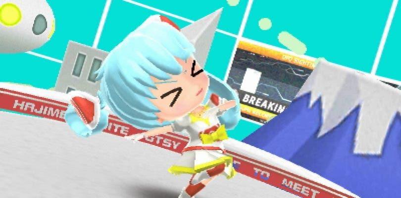Más gameplay de Hatsune Miku: Project Mirai DX