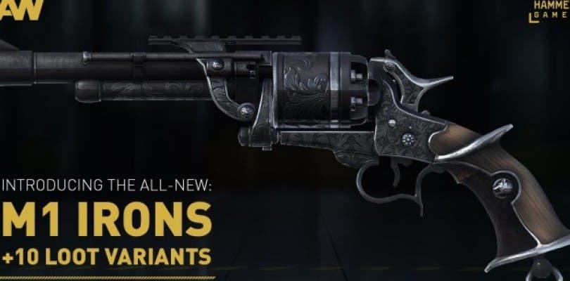 """El revólver """"M1 Irons"""" llega a Call of Duty: Advanced Warfare de forma gratuita"""