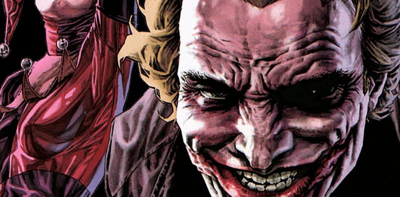 Primera imagen de el Joker y Harley Quinn en Escuadrón Suicida