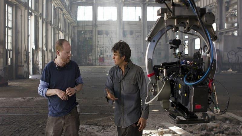 Joss-Whedon-On-Set