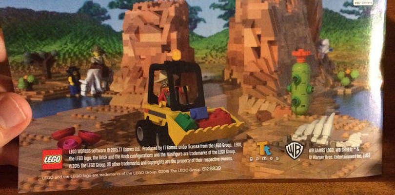 """Un juego de Lego estilo """"Minecraft"""" podría estar en desarrollo"""
