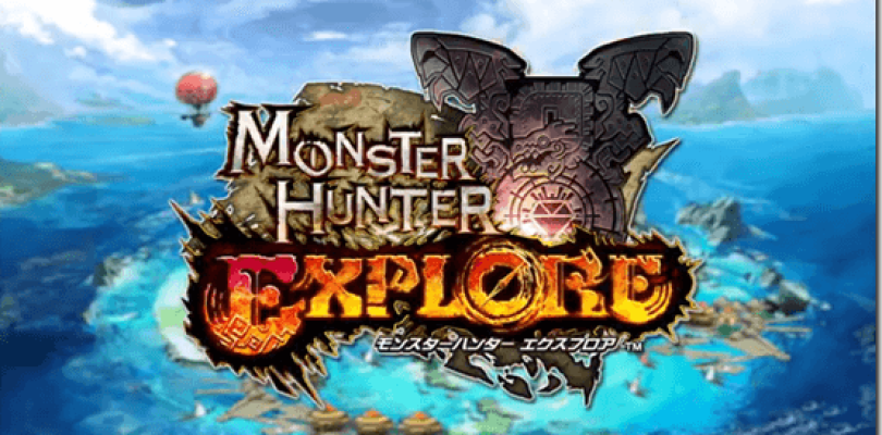 Monster Hunter Explore es el próximo título de Capcom para iOS y Android