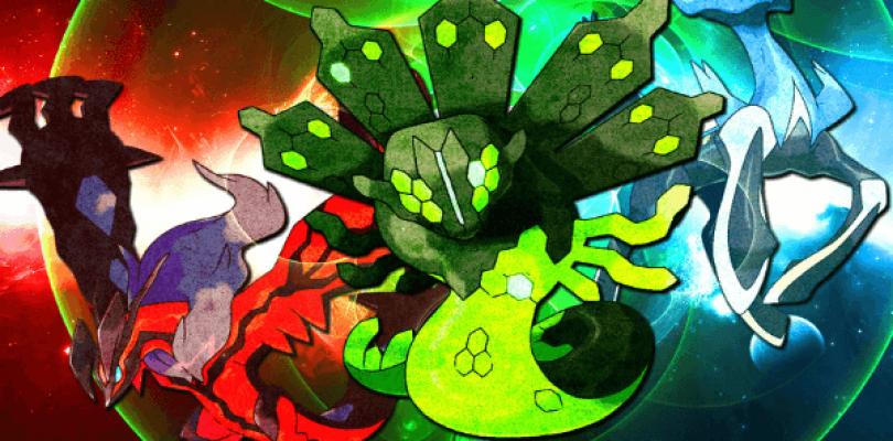 El nuevo pokémon legendario es mostrado oficialmente
