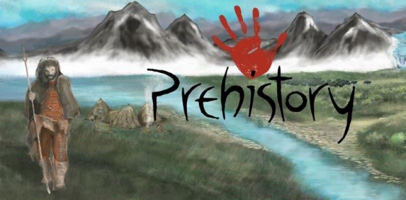 Prehistory es el videojuego de la prehistoria que busca tu apoyo