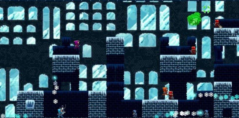 Roving Rogue llegará este verano a Wii U