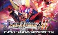 Samurai Warriors 4 II será lanzado en Europa el 2 de octubre