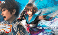 Se confirma el lanzamiento de Samurai Warriors Chronicles 3
