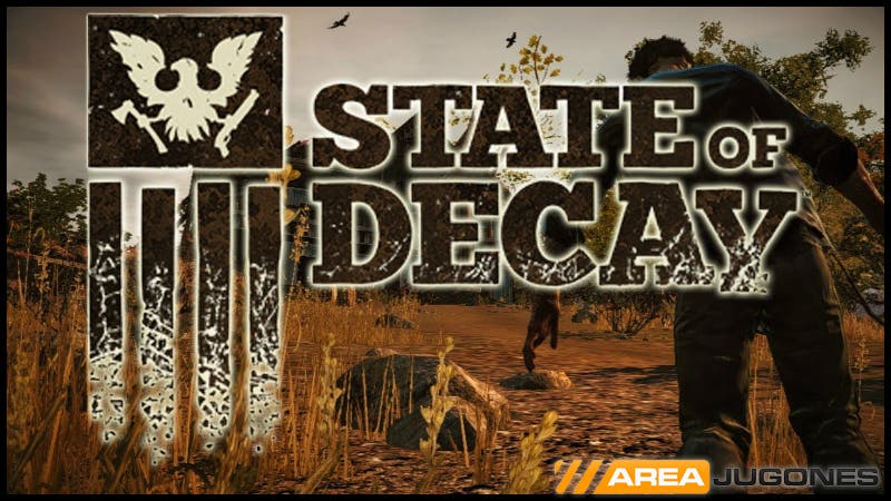 State of decay cabecera