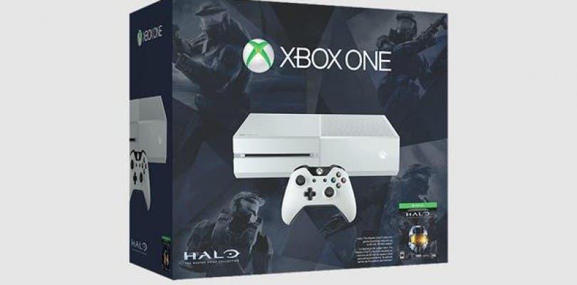 Nuevo pack consola Xbox One edición especial  blanca y Halo TMCC