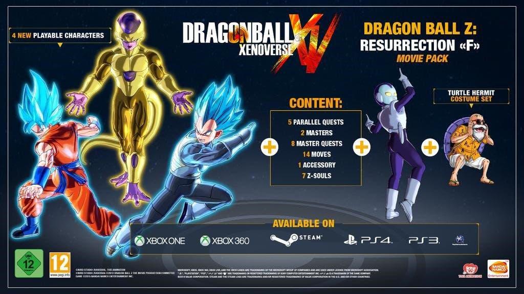 Xenoverse Dragon Quest Costumes