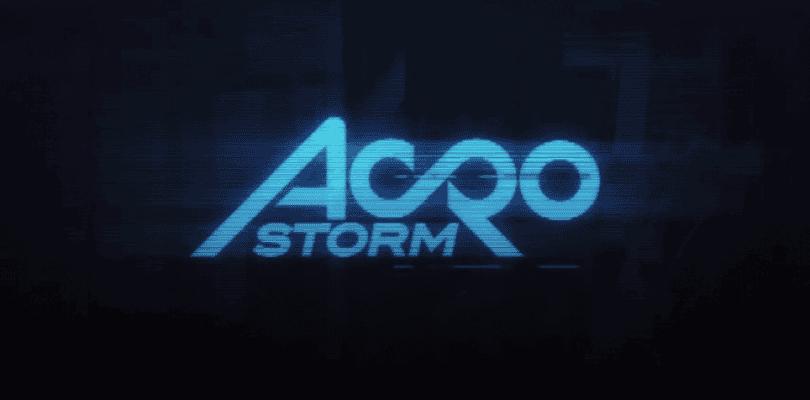 Acro Storm camino de la eShop de Wii U