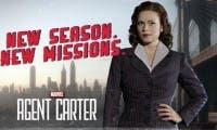 La segunda temporada de Marvel's Agents Carter tendrá más capítulos que la primera