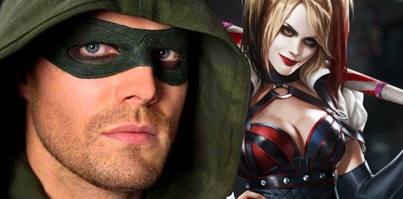 Los productores de Arrow tenían grandes planes para Harley Quinn