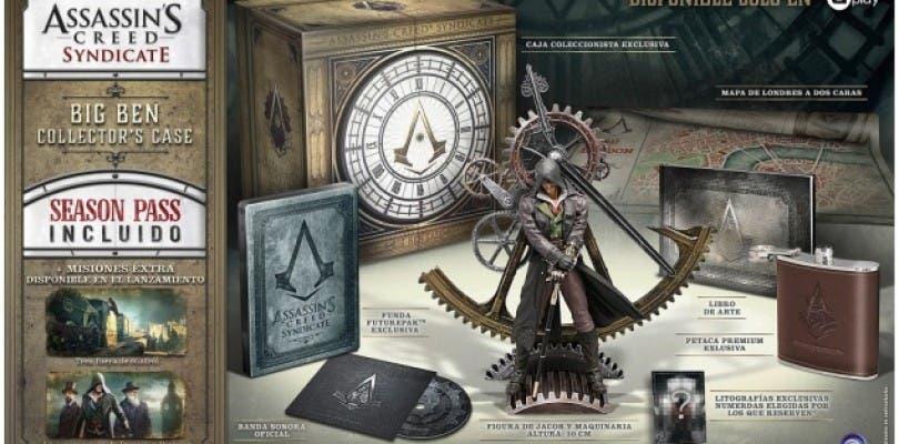 Así es la edición coleccionista de Assassin's Creed Syndicate