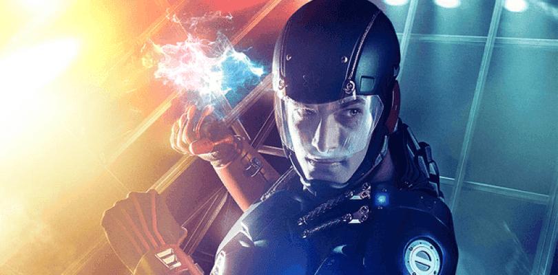Nuevo póster del Superhero Fight Club protagonizado por Atom