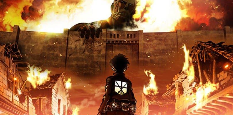 "70 minutos de gameplay de ""Attack on Titan: Humanity in Chains"""
