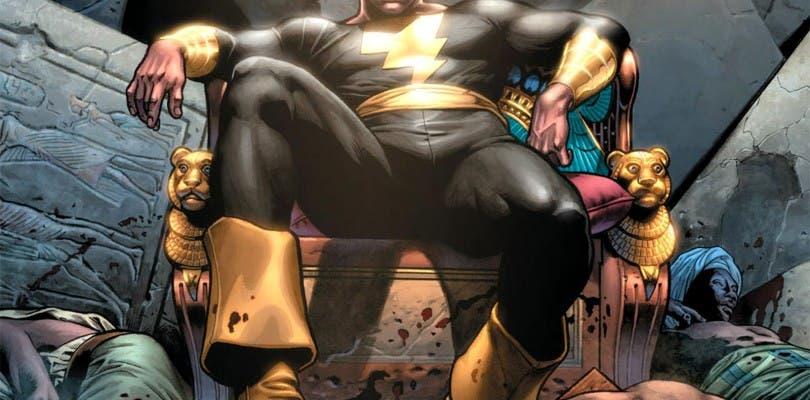 Black Adam aparecerá antes de la película de Shazam de 2019