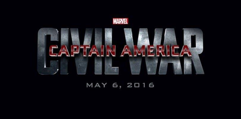 Una camiseta muestra el look de Capitán América y Iron Man en Civil War
