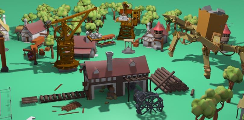 Primer gameplay de Castles