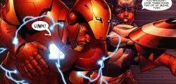 El Capitán América y Iron Man se enfrentan en el primer concept art de Captain America: Civil War