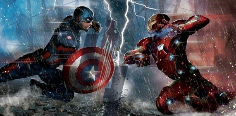 Marvel publica la sinopsis y el reparto oficial de Captain America: Civil War con numerosos personajes