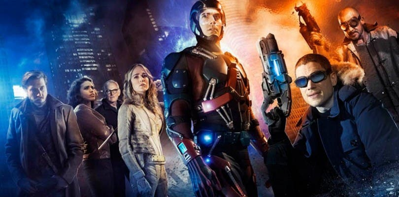 Impresionante primer trailer de DC's Legends of Tomorrow