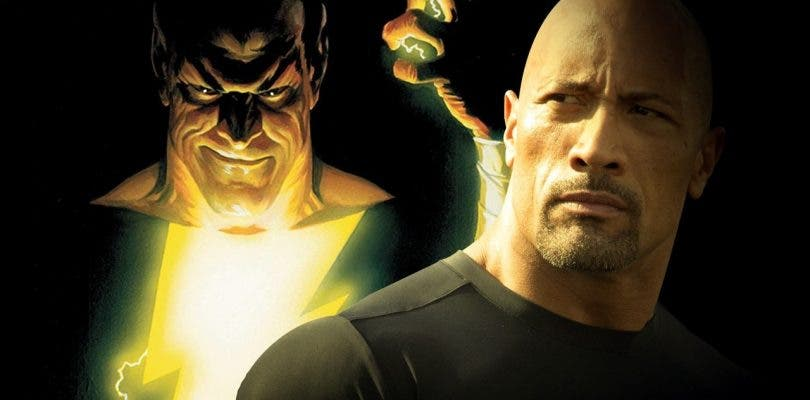 Dwayne Johnson no aparecerá como Black Adam en Shazam!