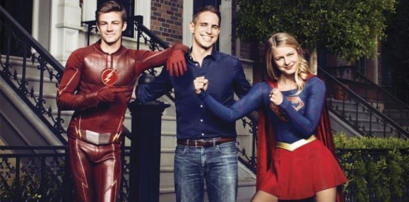 Flash y Supergirl comparten la portada de Variety