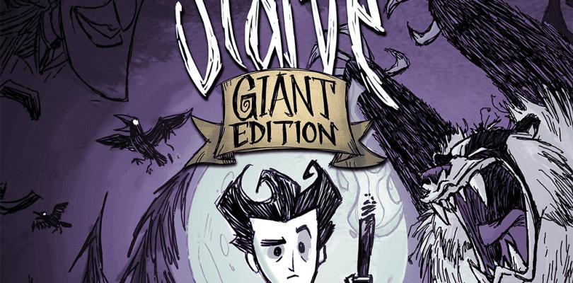 Don't Starve: Giant Edition ya tiene fecha de lanzamiento en Wii U