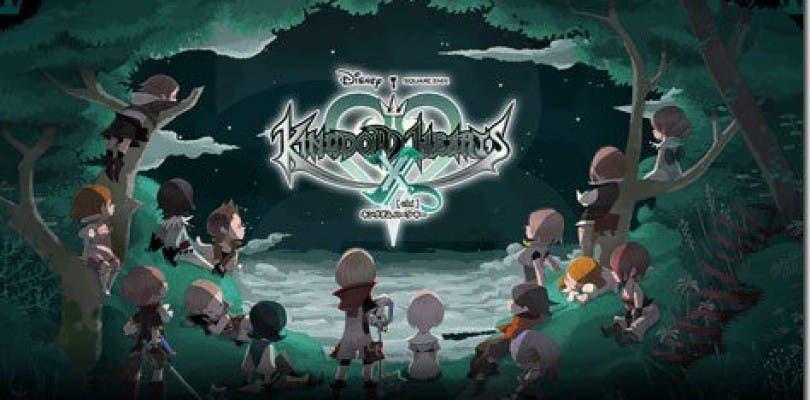 Anunciado Kingdom Hearts: Unchained Chi para smartphones