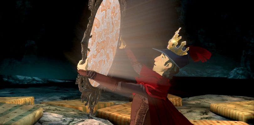El primer episodio de King's Quest gratis para Xbox One