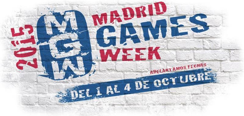 madrid games week 2015