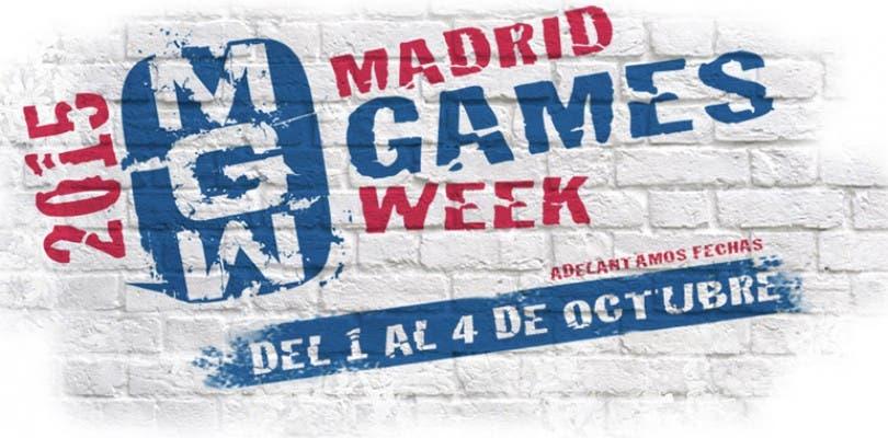 Ya conocemos la fecha de Madrid Games Week 2015