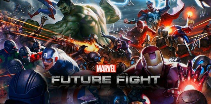 Ya está disponible Marvel Future Fight