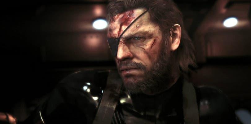 Konami muestra el esperado nuevo tráiler de Metal Gear Solid V: The Phantom Pain
