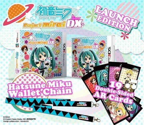 miku project mirai dx edicion lanzamiento