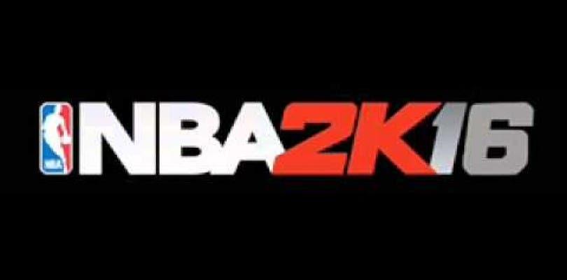 NBA 2K16 ya tiene fecha de lanzamiento