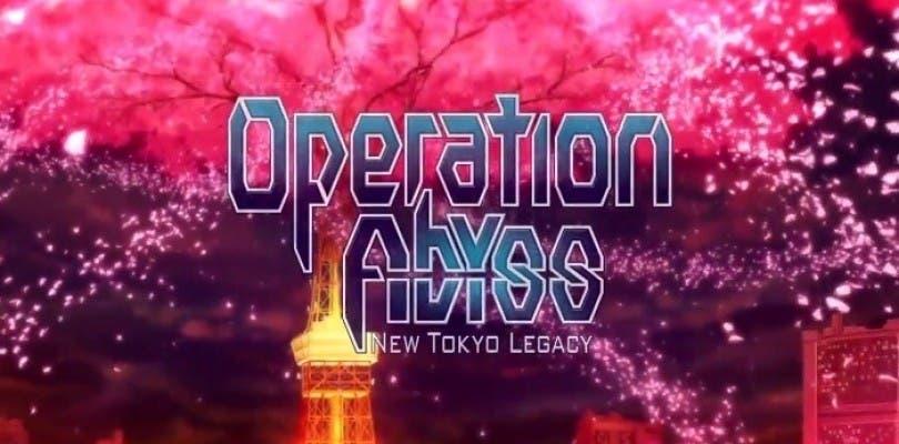 Se anuncia una edición especial de Operation Abyss: New Toykyo Legacy