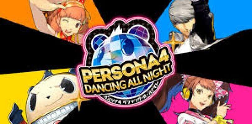 Se presenta un nuevo vídeo de Persona 4: Dancing All Night