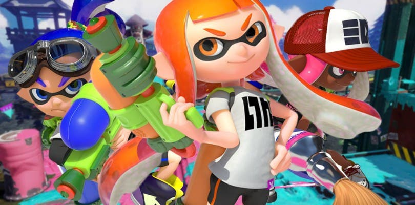 Video promocional de Splatoon Global Testfire
