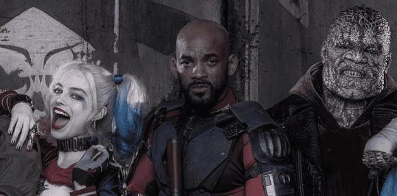 Nuevas imágenes de los protagonistas de Suicide Squad en el set de rodaje