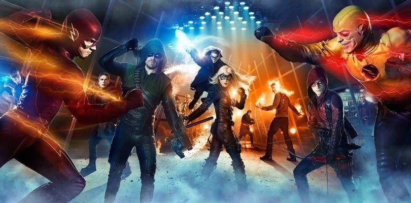 Firestorm, Ra's Al Ghul, Heatwave y el Capitán Frío protagonizan los últimos pósters del Superhero Fight Club