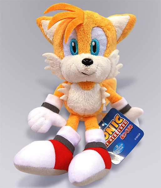 tails peluche
